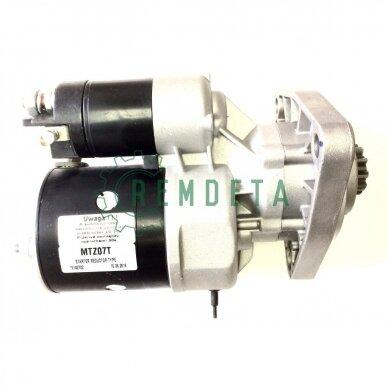 STARTERIS 12V 2,7kW MT/T25 9142780 THM